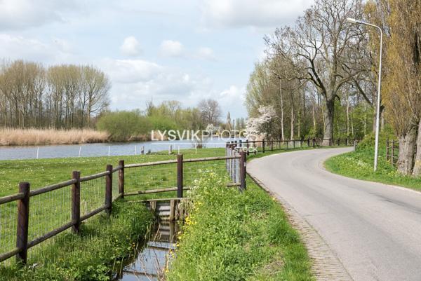Polderlandschap Kooiwijk