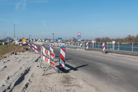Werkzaamheden dijkverbetering Lekdijk KInderdijk