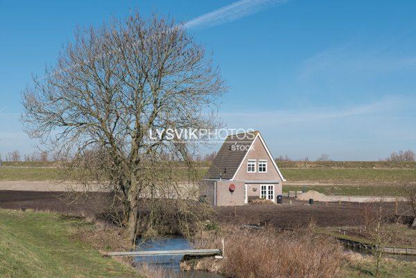 Woonhuis Lekdijk Nieuw-Lekkerland