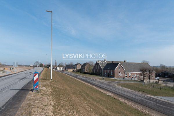 Dijkverzwaring Nieuw Veer Streefkerk