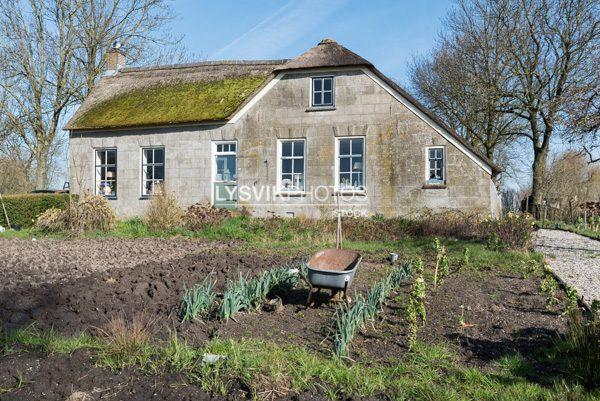 Oude boerderij Oosteinde 23 te Oud-Alblas