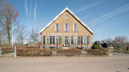 Monumentale boerderij Oosteinde Oud-Alblas