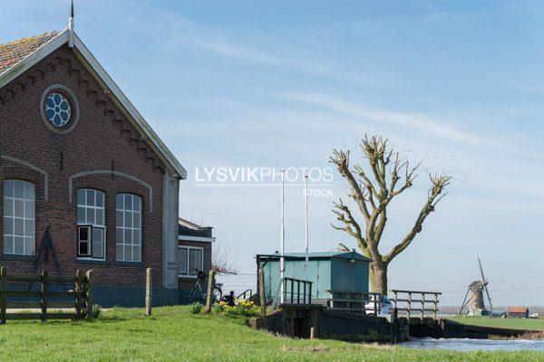Dieselgemaal polder Sliedrecht