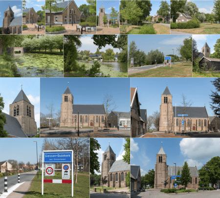 laatste foto's van Giessen-Oudekerk
