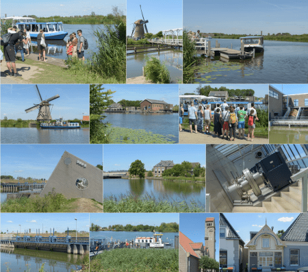 laatste foto's van Kinderdijk