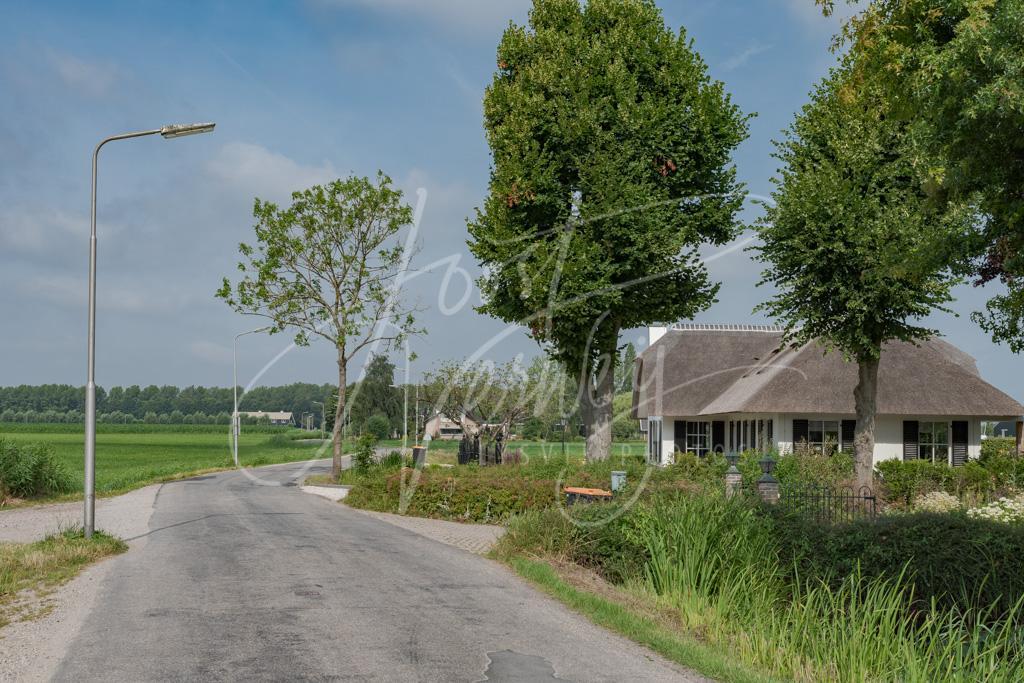 Buurtschap Kortland in Alblasserdam D8102108