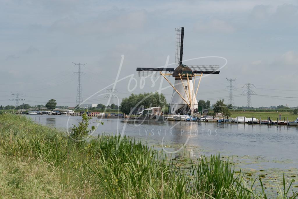 Kortlandse molen in Alblasserdam D8102145