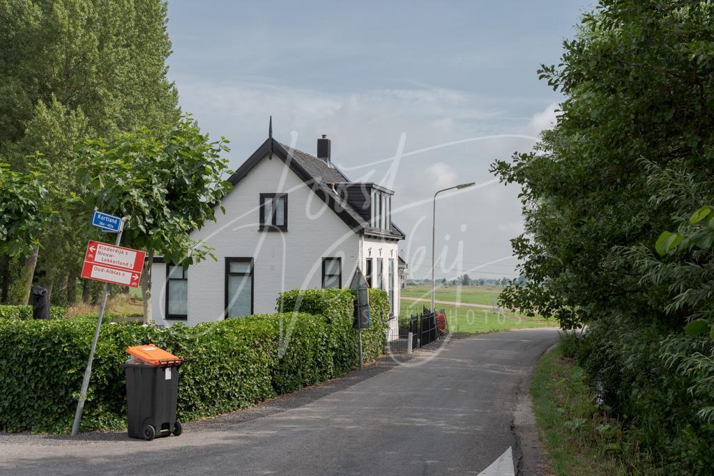 Woonhuis Kortland 40 in Alblasserdam D8102155