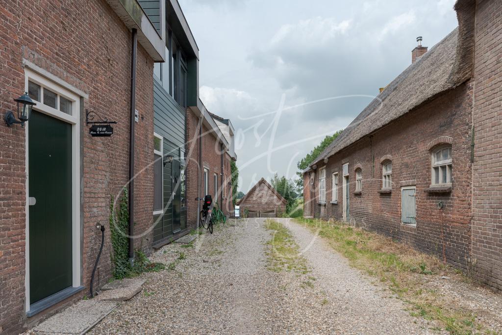 Woonboerderijen in Minkeloos
