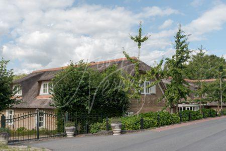 Rietgedekt landshuis Zouwendijk