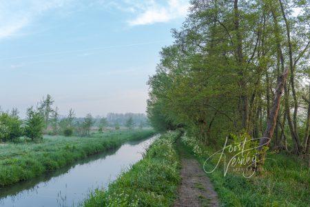 Sfeerbeeld polder Achthoven