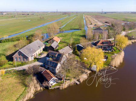 Luchtfoto Heulenslag Bleskensgraaf