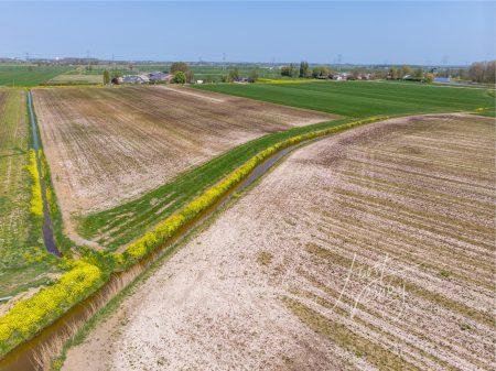 Luchtfoto polder Souburg