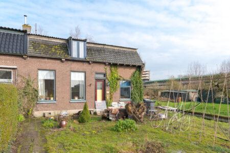 Zalmsteeg in Papendrecht
