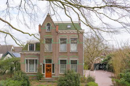 Statige woning in de Kerkbuurt