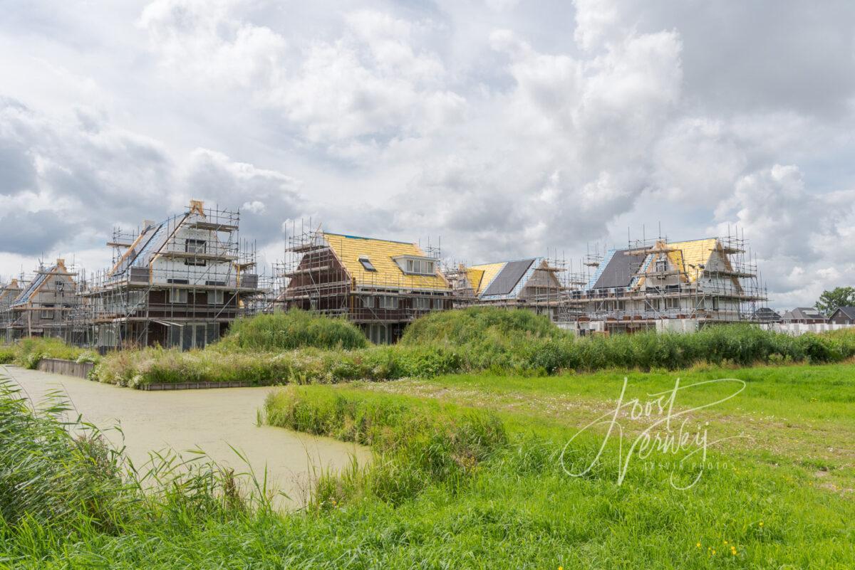 Nieuwbouw De Eilanden Sliedrecht