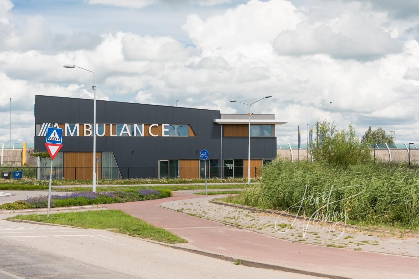 Gebouw Ambulancepost ZHZ D81007894