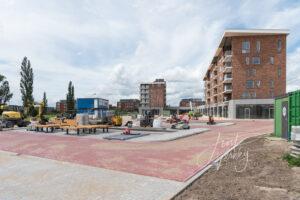 Nieuwbouw Markt van Matena D81007895