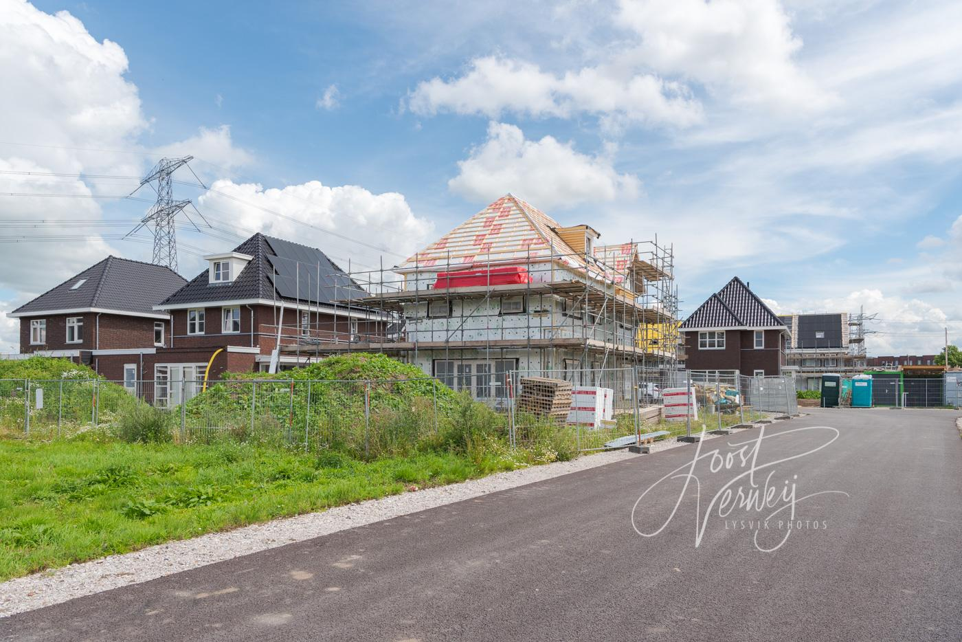 Nieuwbouw Land van Matena deelgebied Eilanden D81007898