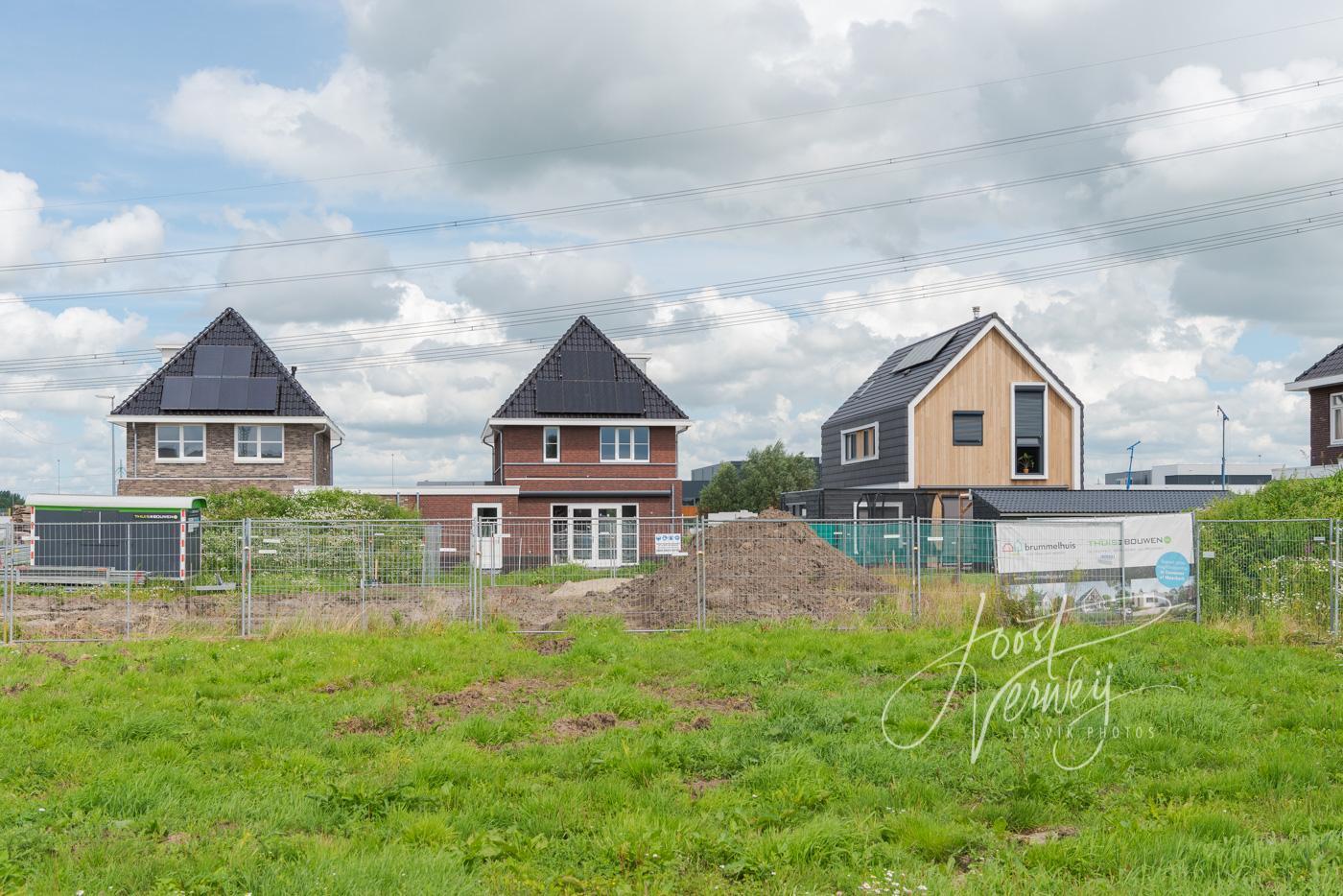 Nieuwbouw Land van Matena deelgebied Eilanden D81007899