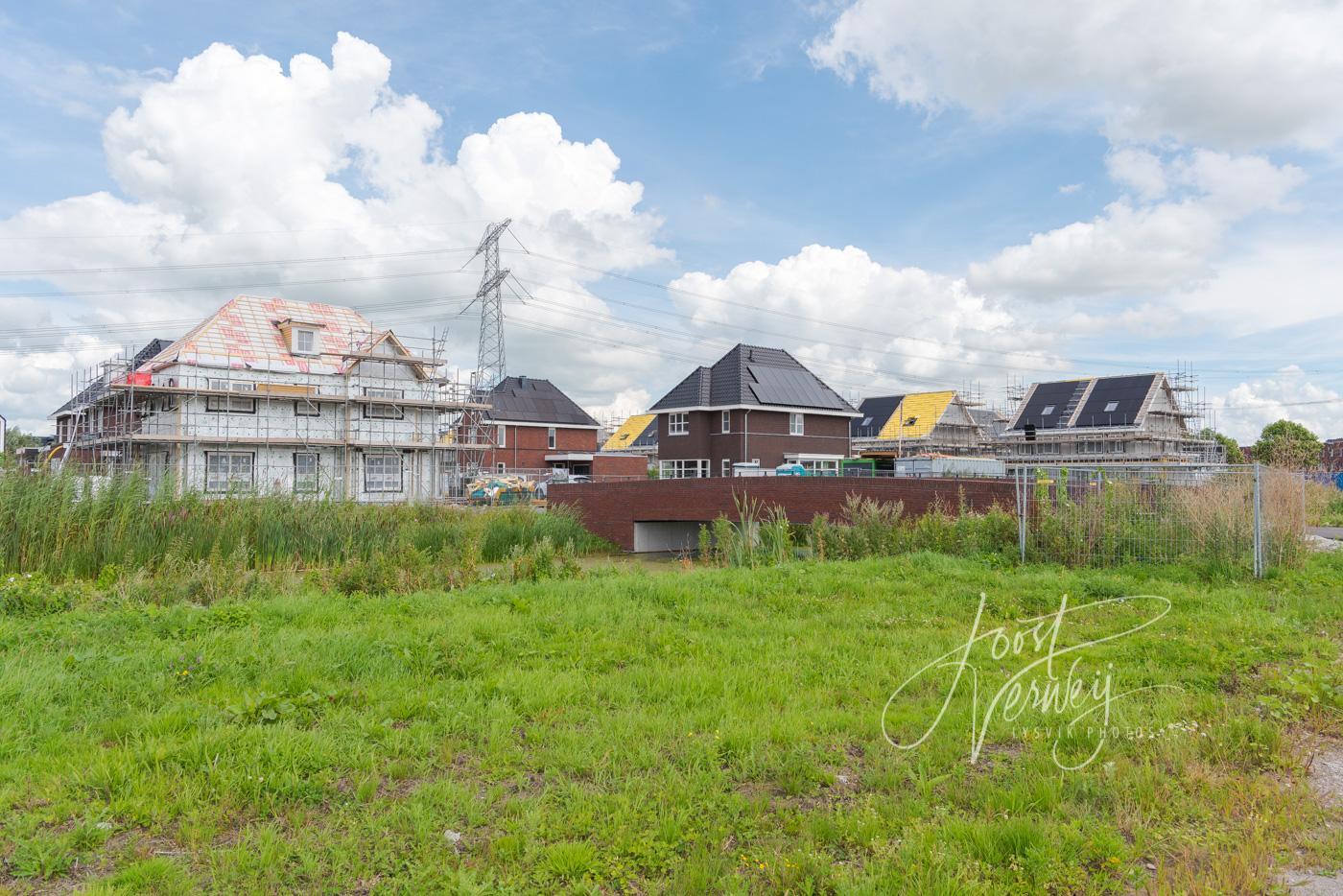 Nieuwbouw Land van Matena deelgebied Eilanden D81007904