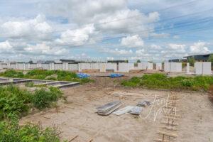 Nieuwbouw Land van Matena deelgebied Entree D81007928