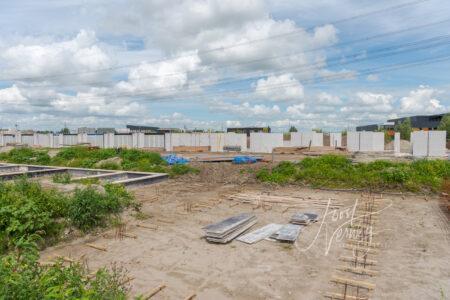 Nieuwbouw Land van Matena deelgebied Entree