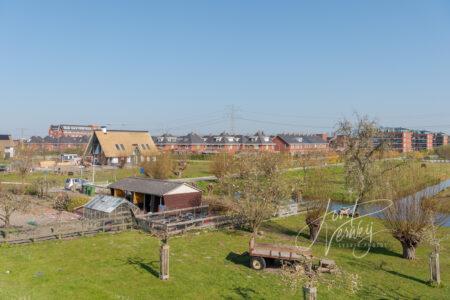 Nieuwbouwwijk in Oostpolder Papendrecht
