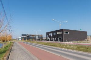 Nieuwbouw op bedrijventerrein Land van Matena D8106495