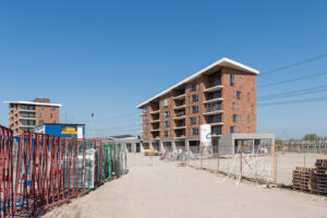 Nieuwbouw Markt van Matena D8106502