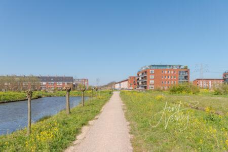 Appartementgebouwen in de wijk Oostploder