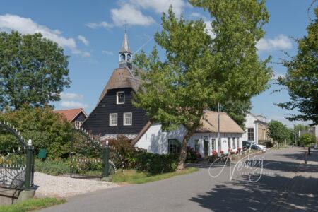 Dorpsstraat Wijngaarden