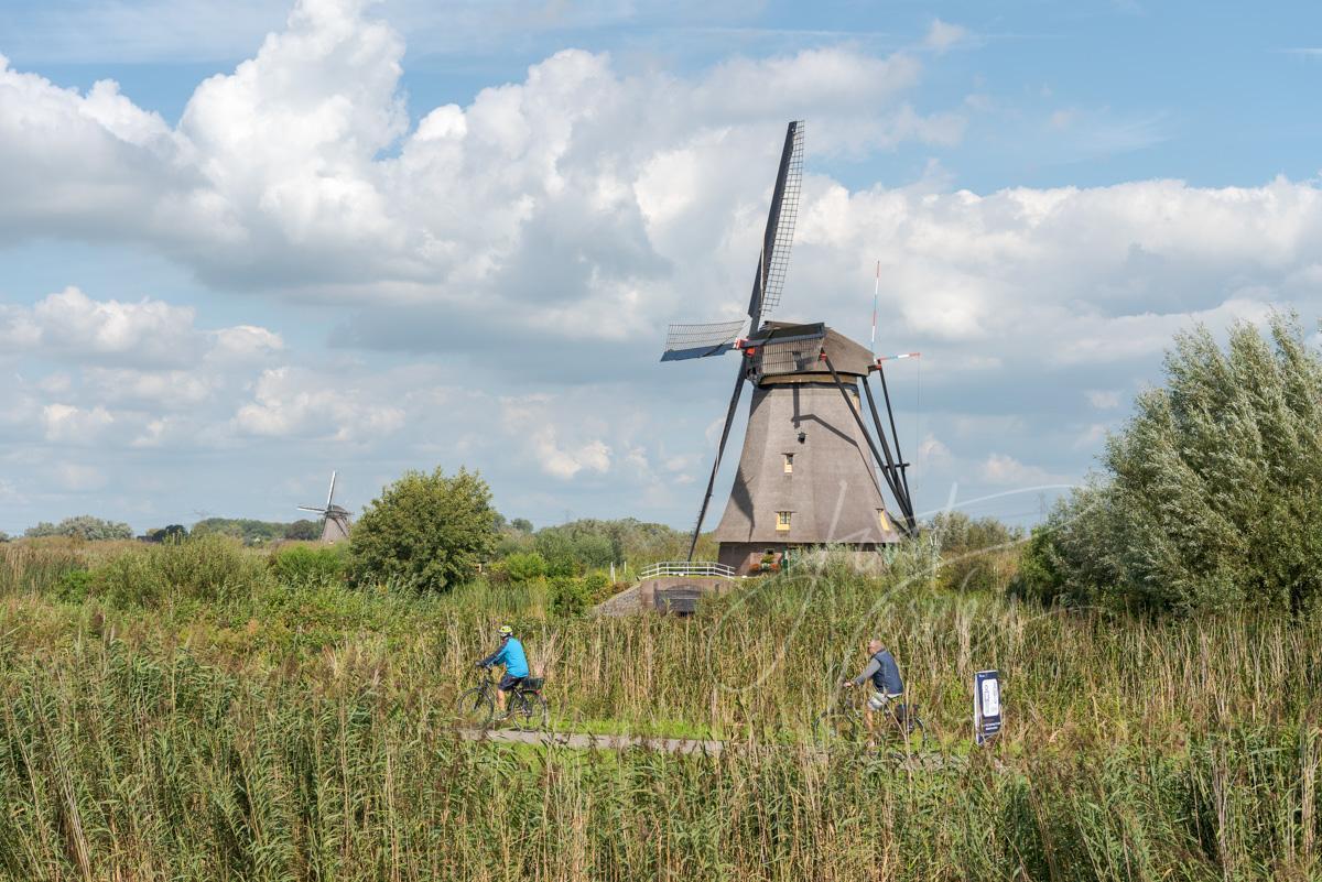 Overwaard Molen no 2 in Kinderdijk