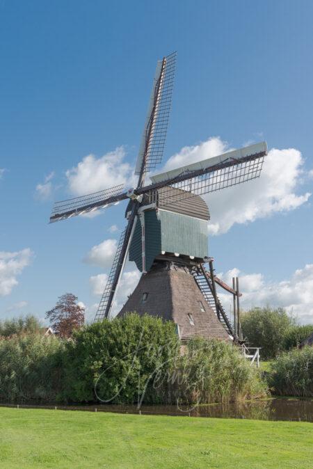 Hofwegense molen in Bleskensgraaf