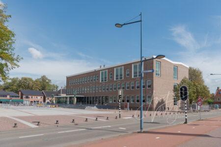 Gemeentehuis Alblasserdam nu Huis van de Samenleving