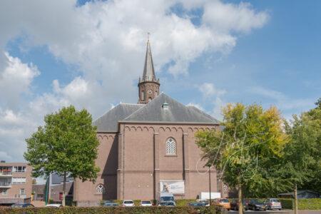 Grote kerk Alblasserdam
