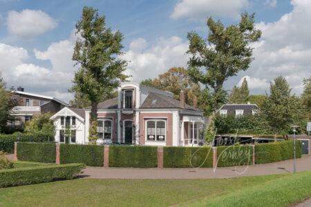 Monumentale woning aan de Oost Kinderdijk