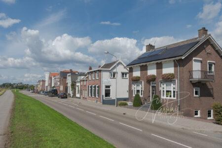 Dijkwoningen aan de Oost Kinderdijk