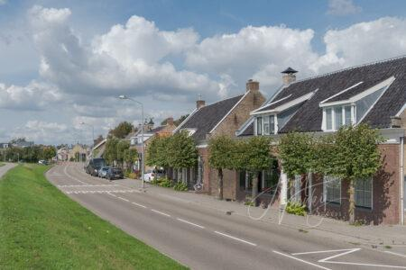 Monumentale dijkwoningen Oost Kinderdijk