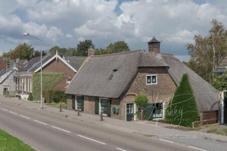 Monumentale boerderij aan de Oost Kinderdijk