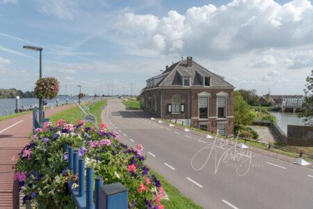 Het Waardhuis in Kinderdijk