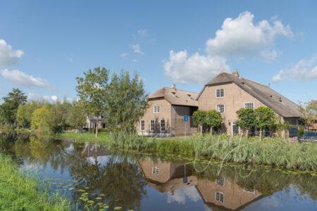 Monumentale boerderijen in Brandwijk