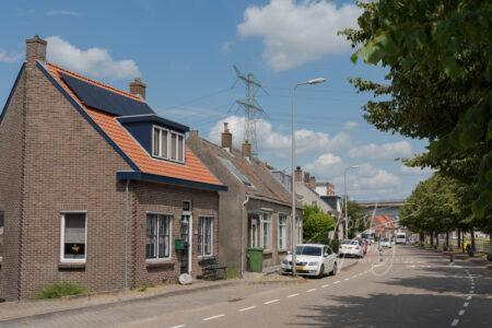Buurtschap Baanhoek in Sliedrecht