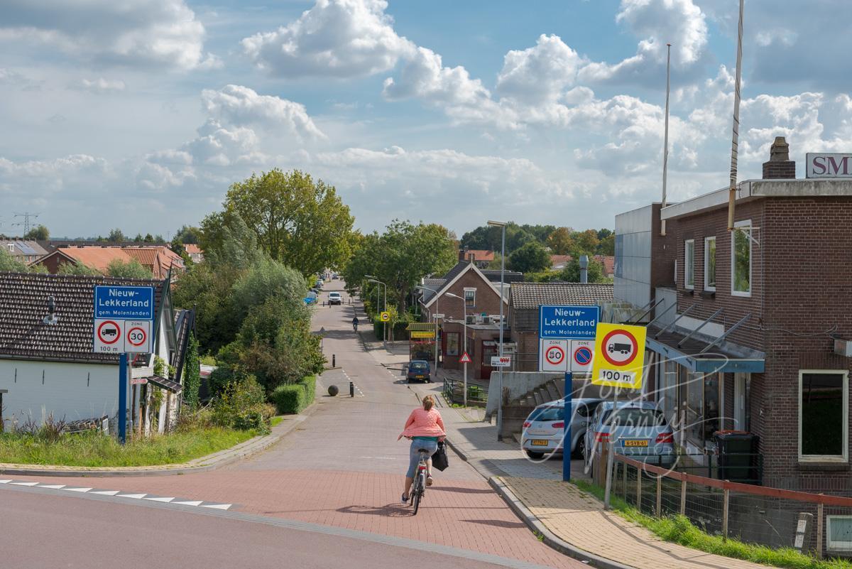 Dorpsbeeld Nieuw-Lekkerland
