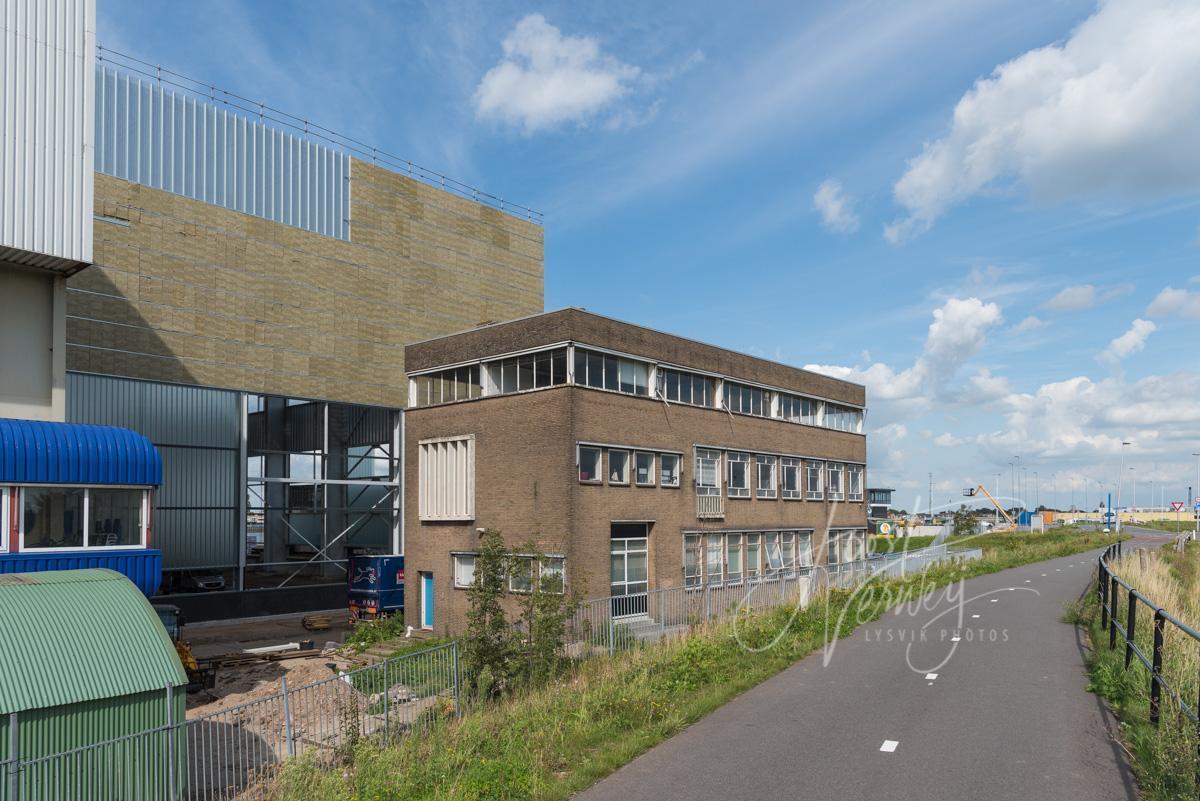 Nieuwbouw bedrijfsgebouwen scheepswerf NMC