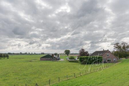 Oude boerderij in Tienhoven