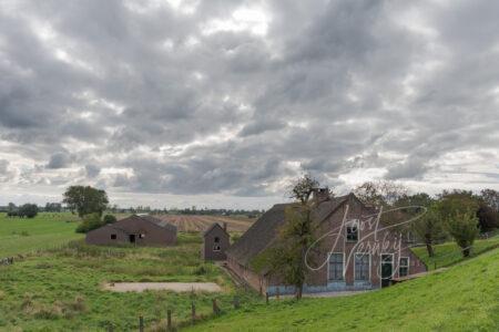 Monumentale boerderij in Tienhoven