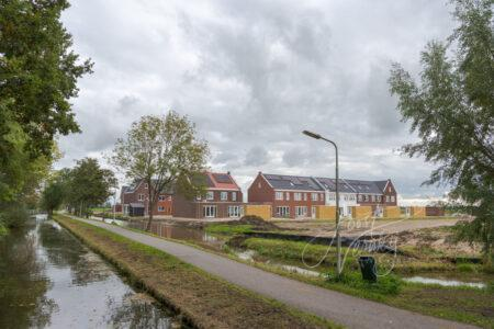 Nieuwbouw in Langerak