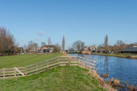 Wandelpad langs de Giessendamsche Binnenvliet