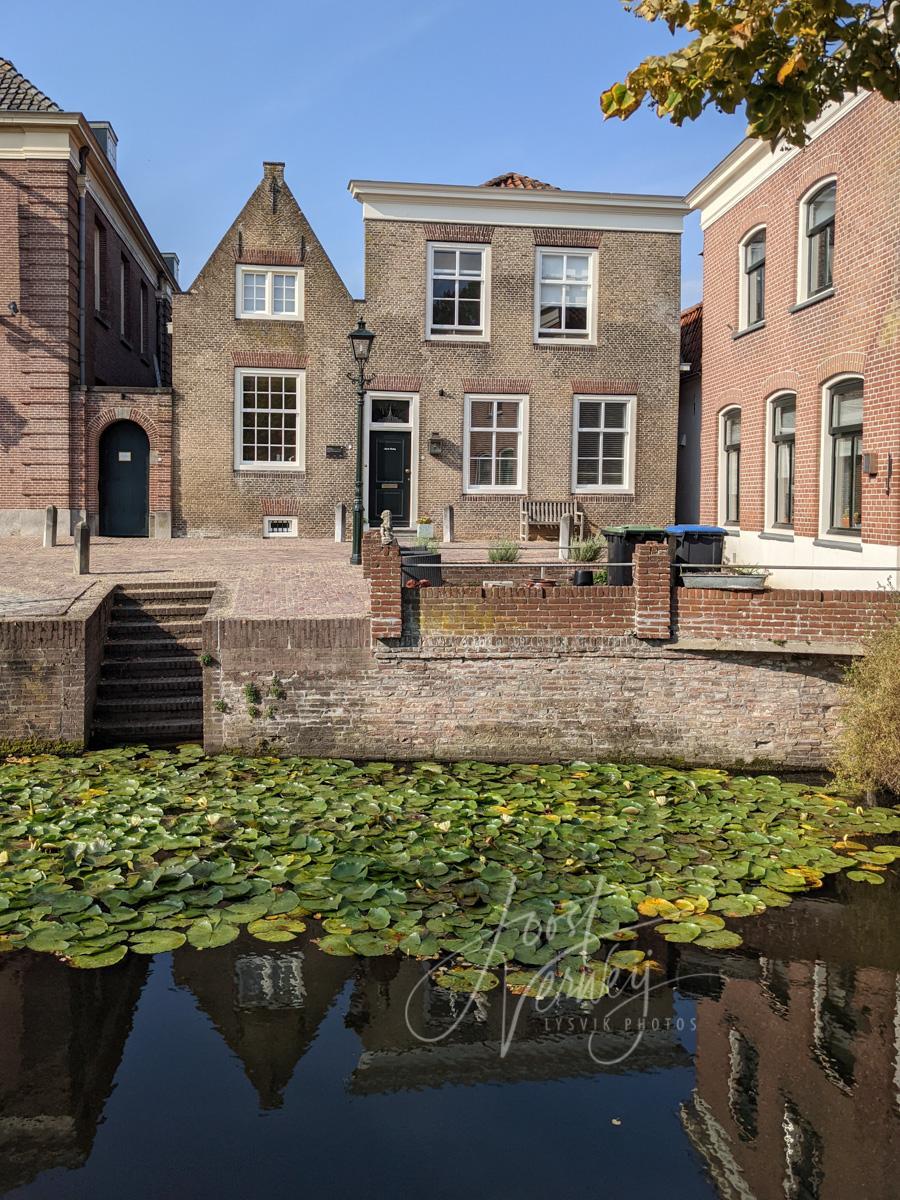 Woning van de schout in Nieuwpoort